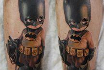 tattoo / my tattoo works