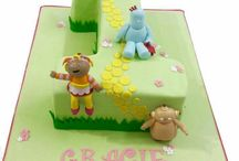 Girls in the night garden first birthday