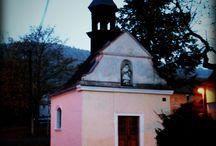 Stradov / Vesnice nedaleko Ústí nad Labem