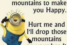 minions funny quote