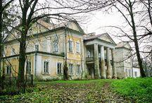 Trzeszczany - Pałac