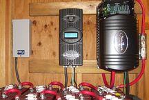 Off Grid Power Storage