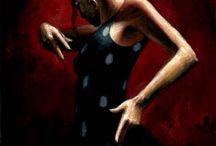 Un extracto de fuego y de veneno, eso es el flamenco (Antonio Gades)