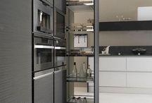 Kuchyňský interiér