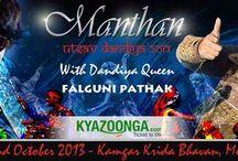 KyaZoonga.com: Buy tickets for Manthan Utsav Dandiya with Falguni Pathak