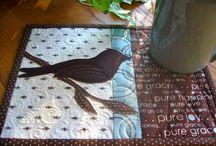 Bird as a theme