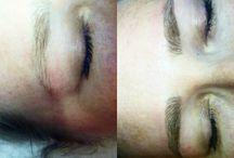 makijaz permanentny - microblading