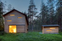 Green building / sustainable architecture