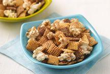 Winco pin to win chex recipes / by Brooke Eddy Tokanang