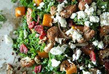 Recipes-Kale, Spinach and other greens
