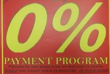 Promo Items 0% Financing