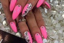 ноготки, nail