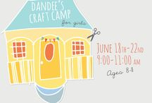 Craft Camp / by Denise Rudolph
