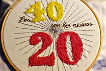 PUNCH NEEDLE / Bordados. Embroidery / by Patricia L.