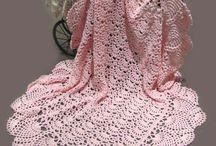 Cobija linda crochet