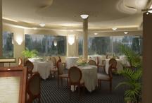 Hôtellerie et restaurants 3D