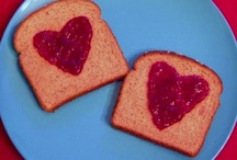 Valentine Breaky and Lunch Ideas / by Lana Fritsch
