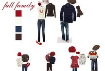 Family Fall Photo Shoot Styles / Don't worry about the family portrait! Pre-plan great outfits by using these pins as a guide. You can focus on having fun and genuinely smiling with all that time I saved you.