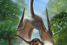 палеохудожники.динозавры