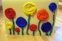 Papierowe cuda / Pomysły na ciekawe prace plastyczne do wykonania z dziećmi