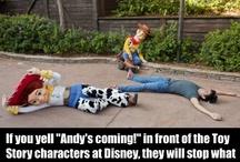 Disney / by Heather Wilhoit-Lyng