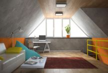 Loft Conversions / This is a great way to extend your internal space without encroaching into your garden.