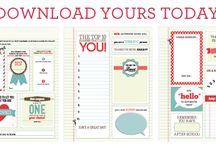 Printables / by Emily Hill