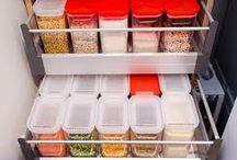 Smart Kitchen / Kitchen Organisational Tips
