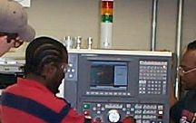 Manufacturing / Learn about CPCC's Computer Integrated Machining Technology program  / by Career Services