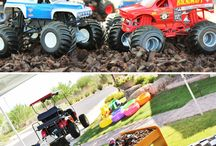 Jacksons 3rd Mud party / by Jennefer Robinson