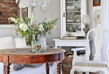 Beautiful homes, living area's and spaces-