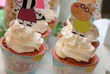 Cumpleaños Antonia 2 peppa