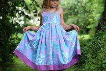 Tutorials ~ KIDS skirts/dresses