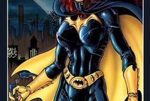 Batgirl Types