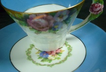 Tea Cups for Candle Making