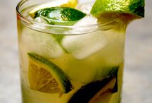 drink recipes (coctails,coffes,teas..etc