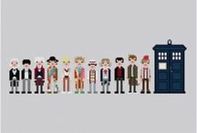 *Dr. Who * / by Alison Simpson