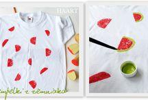 Batik / Textile painting