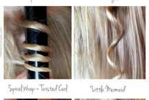 Hairstyle tips
