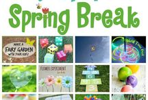 Spring break fun