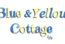 ~♡~Blue and Yellow Cottage~♡~