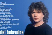 Daniel Balavoine / красиво