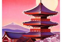 Travel posters / For the love of travel posters