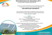 Admission Open / ITMU Announces Admissions Open 2015. For more details visit: http://itmindia.edu