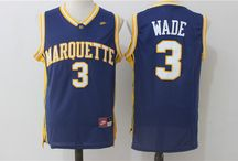 cheap wholesale NCAA Marquette Golden Eagles Jersey