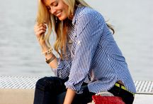 Love Gingham / by Maile
