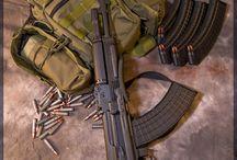 Ak47 assault rifles