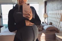 pregnant fit