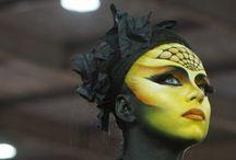 make-up extrem