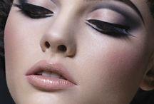 effektvolles Augen-Make-up
